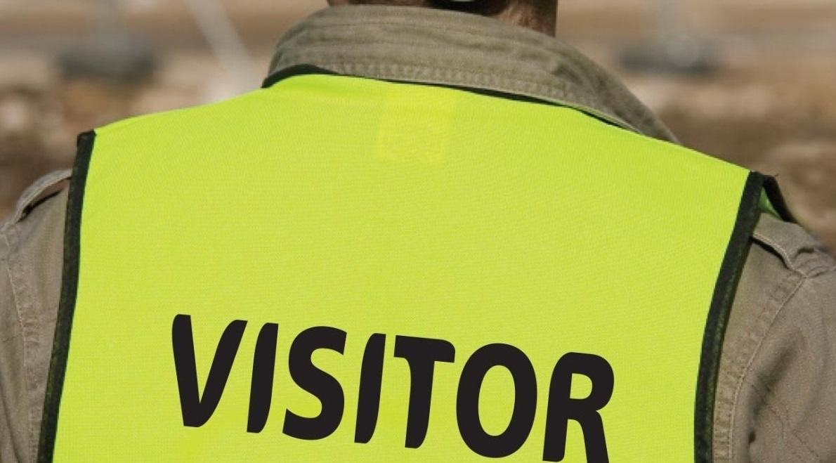 Ziyaretçi İş Güvenliği Sunumu