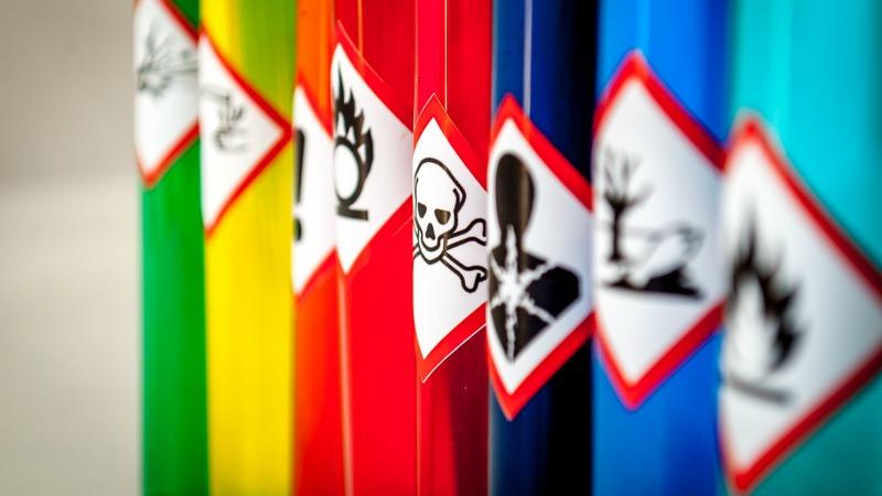Kimyasal Etiketler – İşbaşı Konuşması 6 (Toolbox)
